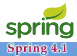 Spring Framework 4.1 Tutorials and Examples