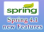 Features of the Spring 4.1