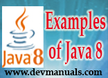 Java 8 Tutorials - Features and examples of Java 8