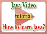 Java Video tutorial: How to learn Java?